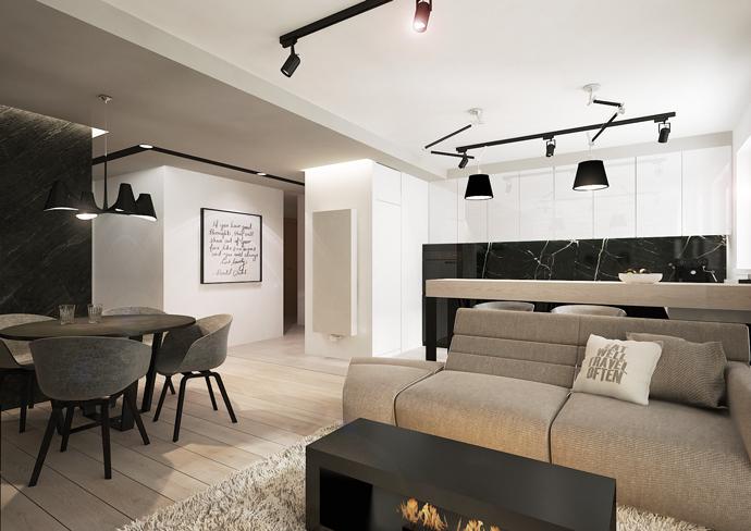 Apartament 97m2 – Wrocław