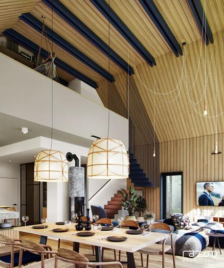 dom 180m2 – Szwecja